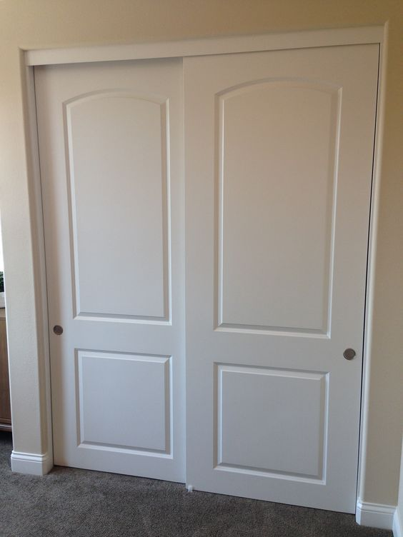 Sliding Closets Bypass Amp Bi Fold Door Systems I Custom Fit